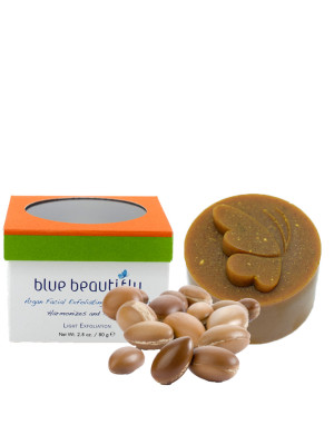 Argan Facial Exfoliating Cleansing Bar