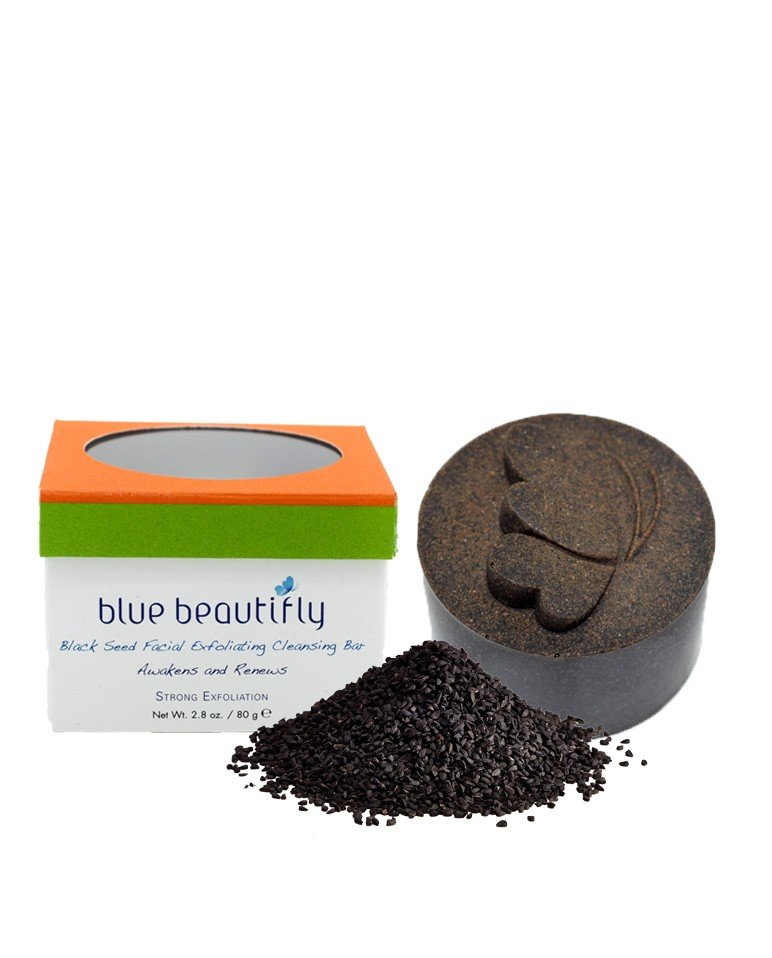 Black Seed Facial Exfoliating Cleansing Bar