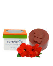 Hibiscus Facial Exfoliating Cleansing Bar