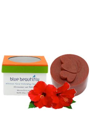 Hibiscus Facial Exfoliating Cleansing Bar