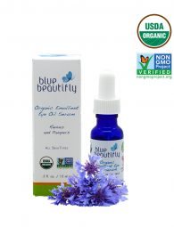 Organic Emollient Eye Oil Serum